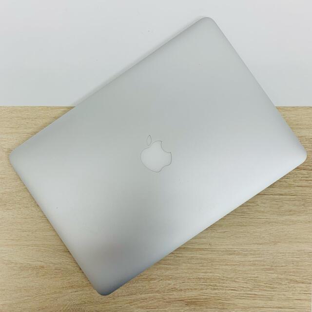 Mac (Apple)(マック)のMacBook Air 2017 13インチ Office 2019 付き スマホ/家電/カメラのPC/タブレット(ノートPC)の商品写真
