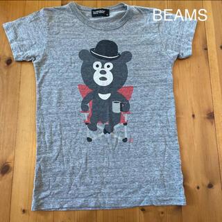 ビームス(BEAMS)のビームス レディース くまイラストTシャツ ur ユニクロ(Tシャツ(半袖/袖なし))