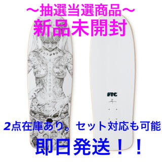 """エフティーシー(FTC)のFTC x SHOHEI OTOMO """"HEISEI MARY"""" DECK (スケートボード)"""