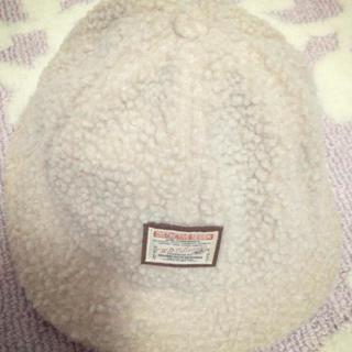 スタイルナンダ(STYLENANDA)のstylenanda ボア 帽子(帽子)
