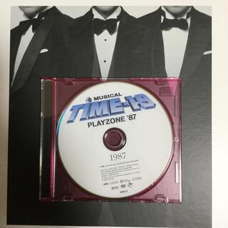 ショウネンタイ(少年隊)の少年隊 PLAY ZONE 「TIME-19」 1987(ミュージック)
