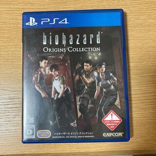 CAPCOM - バイオハザード オリジンズコレクション PS4