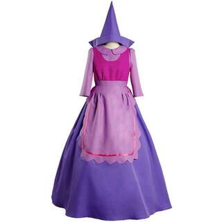 ディズニー(Disney)のパーラ ネズミ ディズニー シンデレラ 衣装(衣装一式)