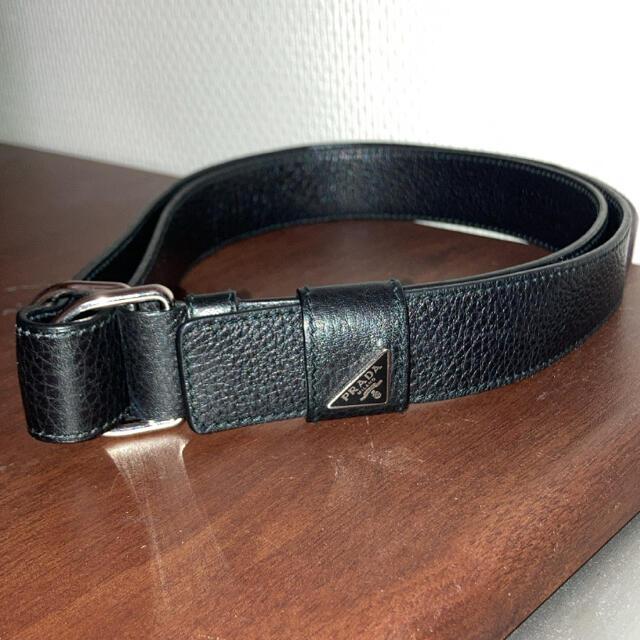 PRADA(プラダ)のPrada Dリングベルト メンズのファッション小物(ベルト)の商品写真