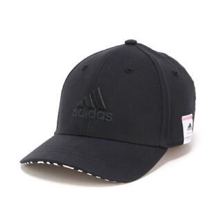 adidas - キャップ 帽子 adidas アディダス  ユニセックス 帽子 ブラック 黒