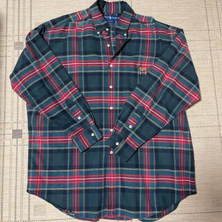 ラルフローレン(Ralph Lauren)のラルフローレン シャツ チェックシャツ(シャツ)