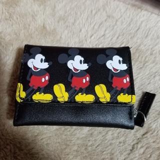 エックスガール(X-girl)のXガール×ミッキー ミニ財布(財布)