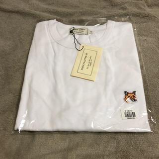 MAISON KITSUNE' - 【新品】メゾンキツネ Tシャツ Mサイズ MAISON KITSUNE