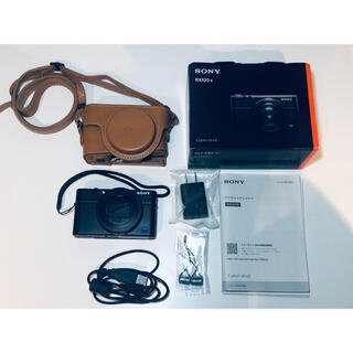 SONY - SONY Cyber−Shot RX DSC-RX100M6 サイバーショット