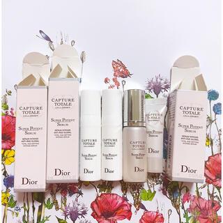 クリスチャンディオール(Christian Dior)のディオールカプチュールトータル美容液(美容液)