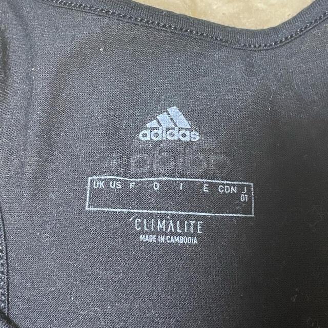 adidas(アディダス)のadidas タンクトップ トレーニングウェア アディダス スポーツ/アウトドアのトレーニング/エクササイズ(トレーニング用品)の商品写真