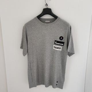 MONCLER - モンクレール× フラグメント  HIROSHIFUJIWARA ワッペンTシャツ