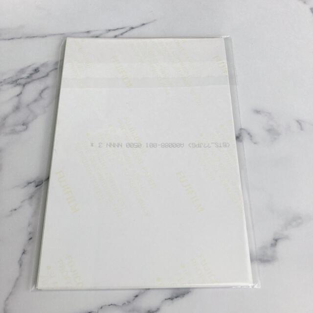 防弾少年団(BTS)(ボウダンショウネンダン)のBTS Memories 2020   BluRay フォトセット 生写真 エンタメ/ホビーのCD(K-POP/アジア)の商品写真