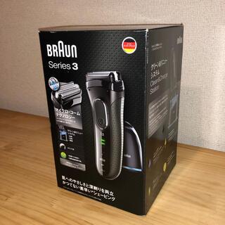 BRAUN - ブラウン メンズ電気シェーバー シリーズ3 3050cc 新品未開封