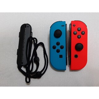Nintendo Switch - Joy-Con (L) ネオンブルー / (R) ネオンレッド