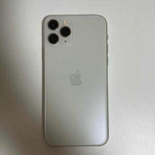 iPhone - iPhone 11 Pro シルバー 256 GB SIMフリー