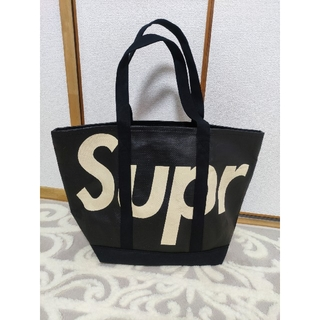 Supreme - Supreme 20SS Raffia Tote Bag シュプリーム 超美品