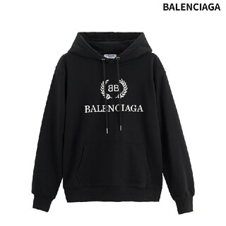 Balenciaga - 新品!男女兼用Balenciagaパーカー2枚13000 #06