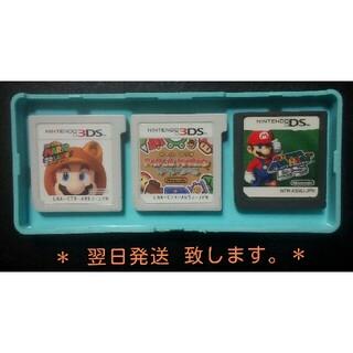 ニンテンドー3DS - 3DS /DS ソフト   マリオシリーズ 3個セット 【カートリッジのみ】