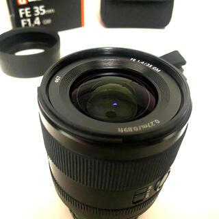 SONY - SONY 35mm F1.4 GM