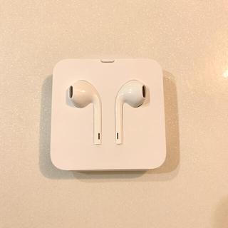 Apple - 【新品・未使用】iPhone7 純正 イヤホン アップル