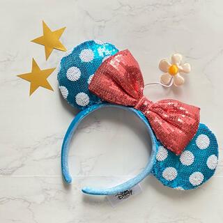 Disney - ディズニーカチューシャ レトロミニー お花 ハロウィン 即購入大歓迎 人気