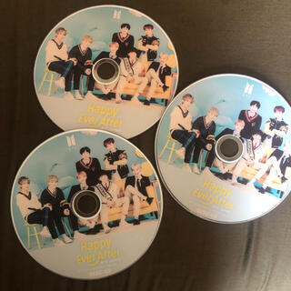 防弾少年団(BTS) - ⑩BTS  happy ever after  DVD
