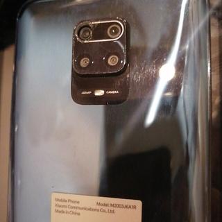 Xiaomi Redmi Note 9s  スマートフォン Androi携帯本体