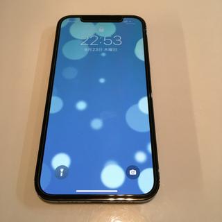 iPhone - iPhone 12 pro グラファイト 256 GB SIMフリー