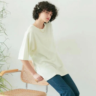 SeaRoomlynn - シールームリン C/2FACE LOOSE Tシャツ