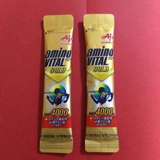 味の素 - アミノバイタル ゴールド 2本