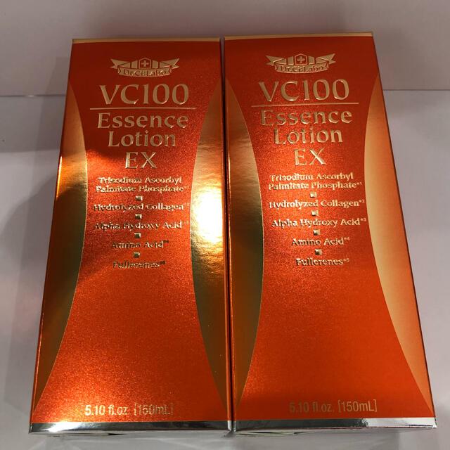 Dr.Ci Labo(ドクターシーラボ)のドクターシーラボ  VC100エッセンスローションEX 150ml×2 コスメ/美容のスキンケア/基礎化粧品(化粧水/ローション)の商品写真
