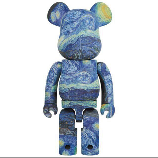 MEDICOM TOY(メディコムトイ)のVincent van Gogh BE@RBRICK 1000% エンタメ/ホビーのフィギュア(その他)の商品写真