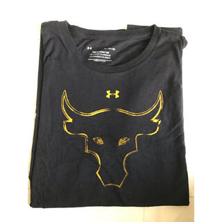Under Armour Project Rock  Tシャツ