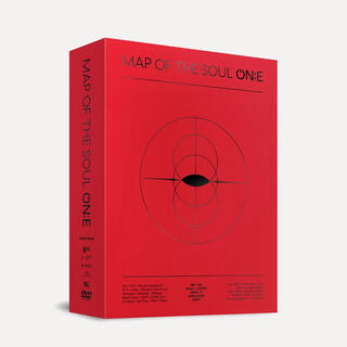 防弾少年団(BTS) - BTS ONE DVD BTS MAP OF THE SOUL ON:E