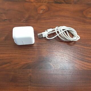 Apple 純正 充電器アップル純正 ipad/iphoneの10W充電器セット