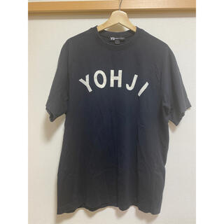 Y-3 - Y-3 ワイスリー YOHJI Tシャツ ロゴTシャツ メンズ