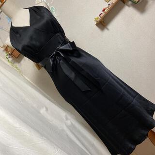 ストロベリーフィールズ(STRAWBERRY-FIELDS)の超美品 ストロベリーフィールズ グレース ワンピース(ミディアムドレス)