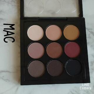 マック(MAC)のM•A•C♡スモールアイシャドウ×9 セミスウィートタイムズナイン(アイシャドウ)