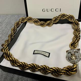 Gucci - グッチ キャット ネックレス