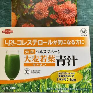 タイショウセイヤク(大正製薬)の大正製薬 ヘルスマネージ 大麦若葉青汁 30袋(青汁/ケール加工食品)
