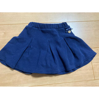 プティマイン(petit main)の80プティマイン キュロット 美品(スカート)
