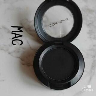 マック(MAC)のM•A•C♡スモールアイシャドウ カーボン(アイシャドウ)