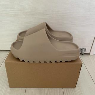 "adidas -  ADIDAS YEEZY SLIDE ""PURE"" 25.5cm"