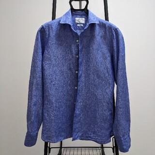ユナイテッドアローズ(UNITED ARROWS)のユナイテッドアローズ リネンシャツ S(シャツ)