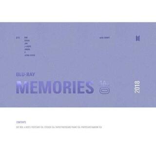 防弾少年団(BTS) - BTS  2018メモリーズ  DVD日本語字幕入り年を重ねるごとに世界的な影