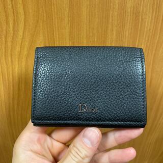 Dior - ディオール(Dior) 名刺入れ ブラック