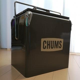 CHUMS - CHUMS スチールクーラーボックス チャムス