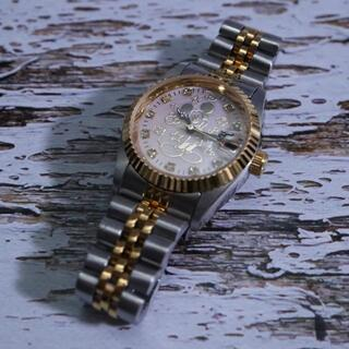 Disney - 【稼働品】 ディズニー ミッキー 85周年 腕時計 レディース クォーツ