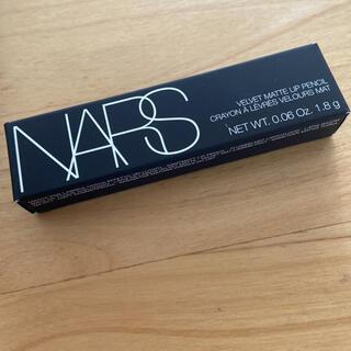NARS - VOCE 付録品 NARS ベルベットマットリップペンシル